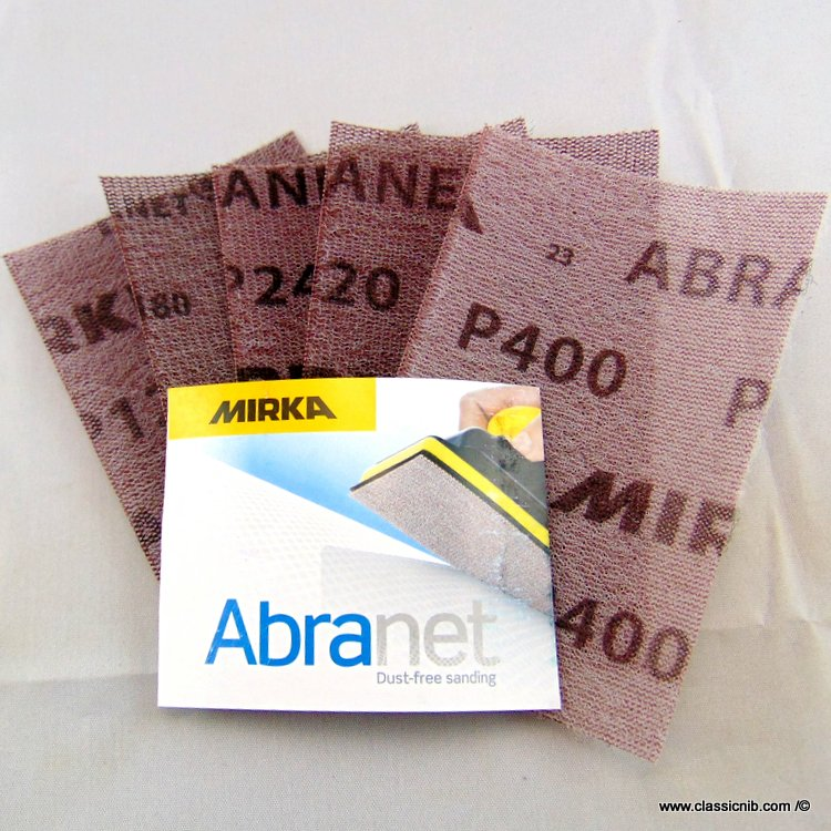 Abranet Sanding Sheets- Single Pack